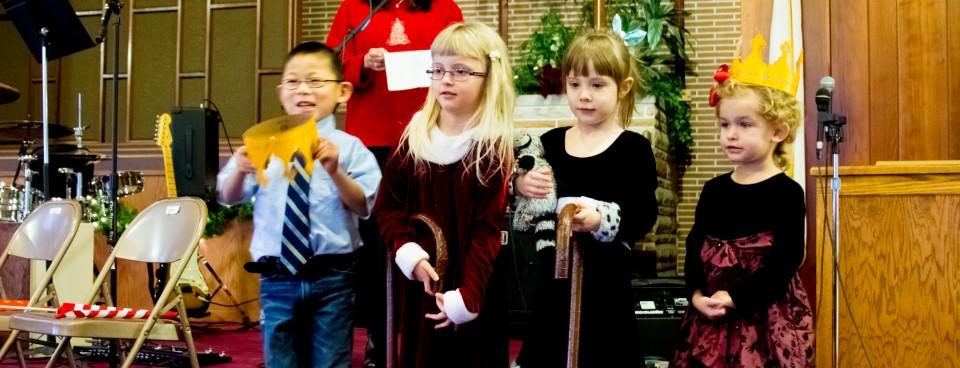 Children's Christmas Program – December 14th, 2014
