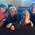 Children's Cleaning the Church Day – April 18th, 2015