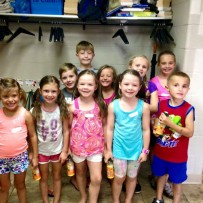 Evening Bible Camp – August 2015