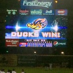 Akron Rubber Ducks – July 2015