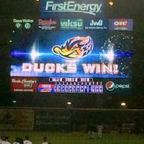 Akron Rubber Ducks – July 2015