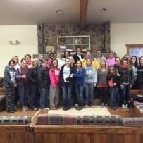 Wow! Skyview Ranch Retreat – October 2015