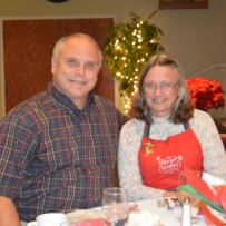 Adult Christmas Banquet – December 8th, 2015