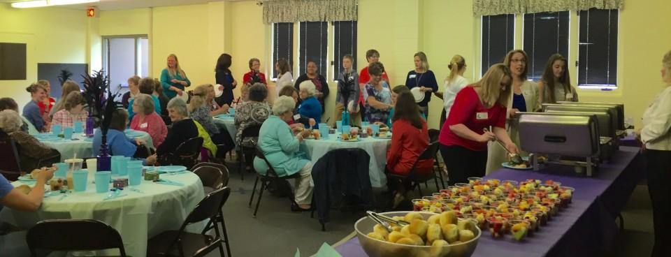 Ladies Friendship Banquet – May 1st, 2016