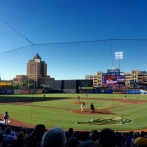 Akron Rubber Ducks Game – June 2016