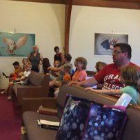 Evening Bible Camp – August 2016