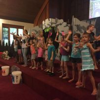 Evening Bible Camp Closing Carnival – August 2016