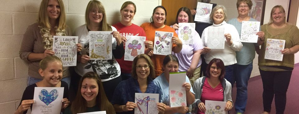 Wow! Coloring Night – October 4th, 2016