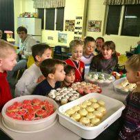 Cupcakes for Jesus – December 2016