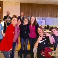Board Game/Bowling Night – December 2017