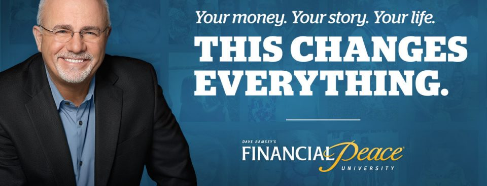 Financial Peace University at CGBC
