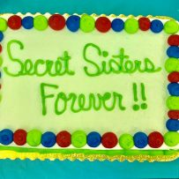 Secret Sister Reveal Lunch – April 2017