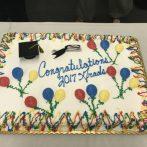 Graduation Sunday – May 2017