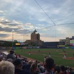 Akron Rubber Ducks Game – June 2017