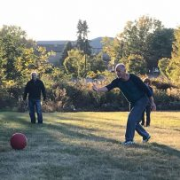 Kickball/Bonfire Night – September 2017