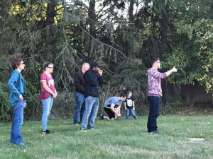 Kickball/Bonfire