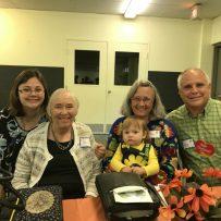 Grandparent Appreciation Sunday – October 2017