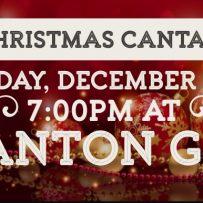 Christmas Cantata – December 17th, 2017 at 7:00pm