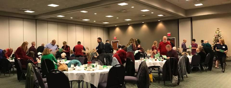 Adult Christmas Banquet – December 2017