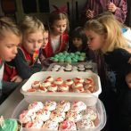 Cupcakes for Jesus/Wow! Christmas Party – December 2017