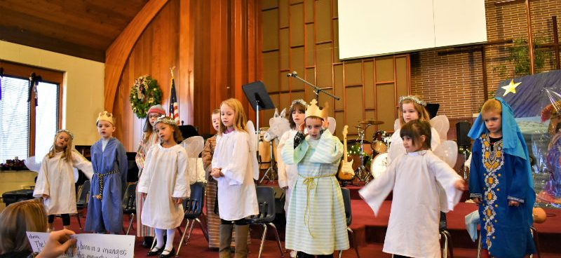 Children's Christmas Program – December 2017