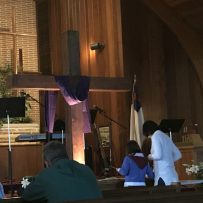 Good Friday's 'Hour of Prayer' – March 2018