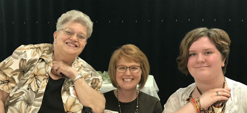 Ladies Friendship Banquet – May 2018