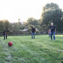 Kickball/Bonfire Night – September 2018