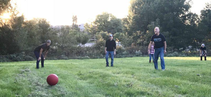 Kickball/Bonfire Night – September 2018