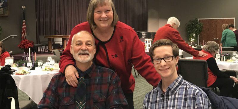Adult Christmas Banquet – December 2018