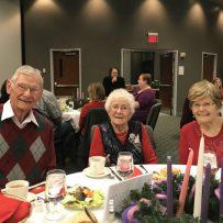 Adult Christmas Banquet – December 2018