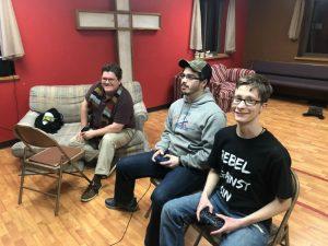 Church Game Night