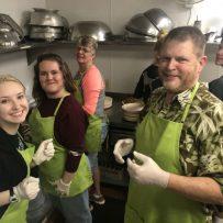 Serving at Refuge of Hope – April 2019