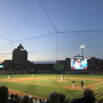 Akron Rubber Ducks Game – June 2019