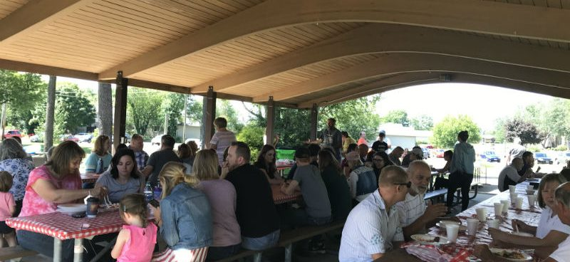 Church Picnic – August 2019