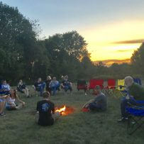 Kickball & Bonfire Night – September 2019