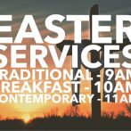 Easter Sunday – April 12th, 2020