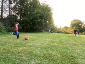 Kickball/Bonfire
