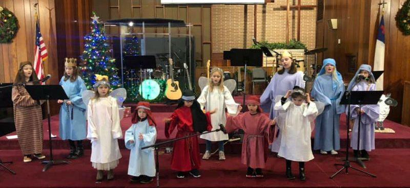 Children's Christmas Program – December 2020