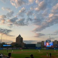 Akron Rubber Ducks Game – July 2021
